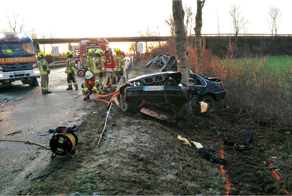Unfall, VU, Geilenkirchen