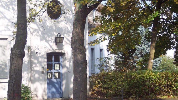 Das alte Postgebäude. Foto: Karin Thiel