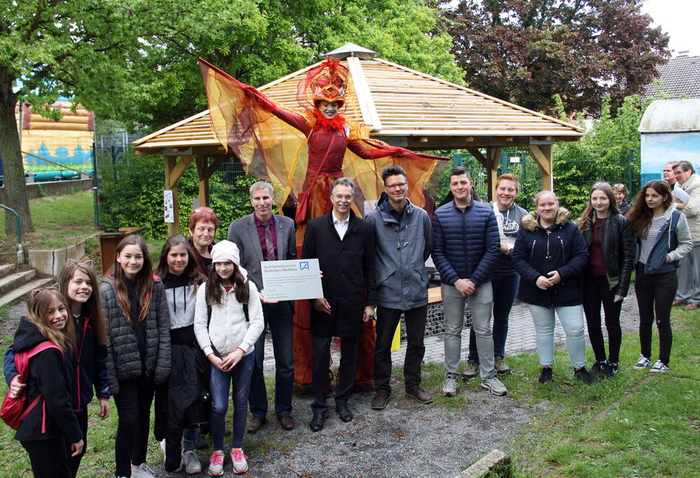 KidS-Übach-Palenberg_Pavillon_Gruppenbild