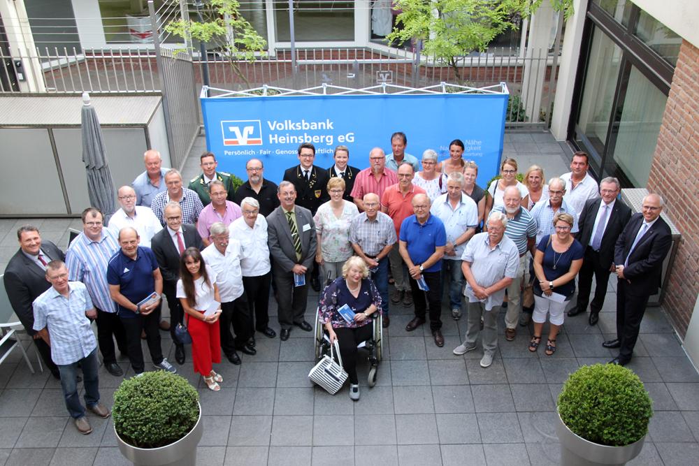 Spendentag Geilenkirchen 2019